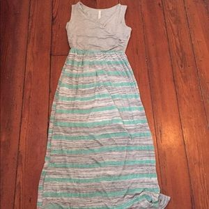 ModCloth Maxi Dress